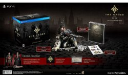 the order 1886 edition collector limitee date sortie figurine artbook dlc 03