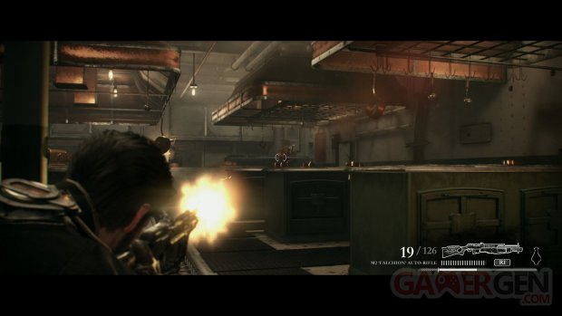 The Order 1886 images screenshots 2