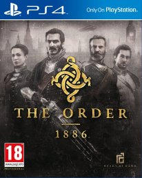 the order 1886 jaquette