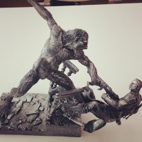 The Order 1886 statue collector 2
