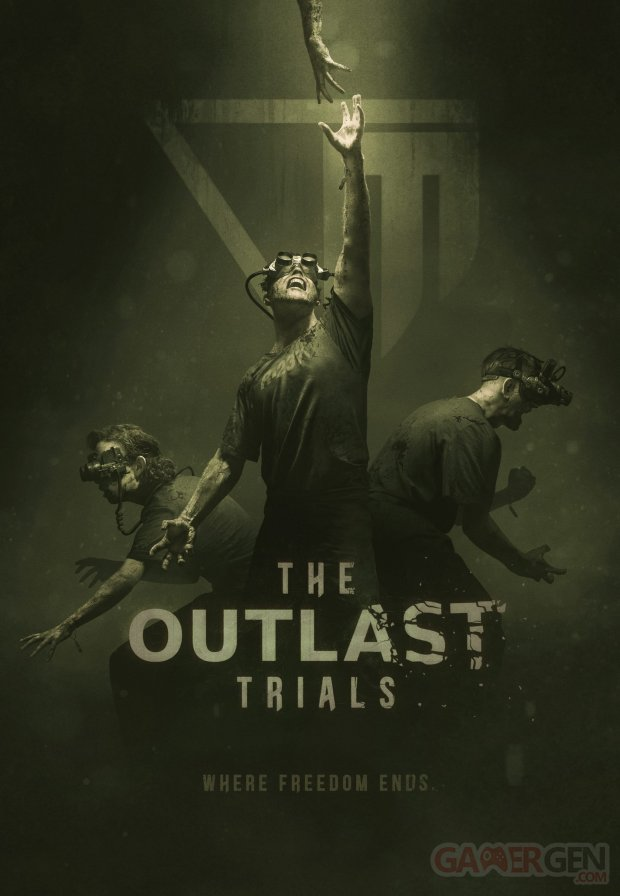 The Outlast Trials Affiche Poster