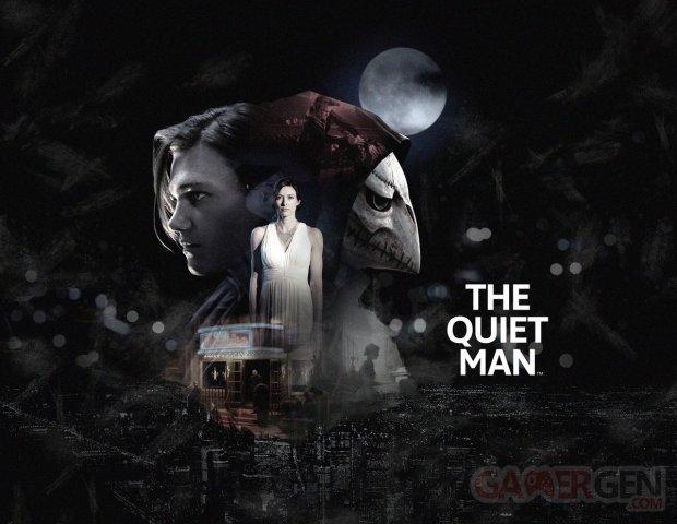 The Quiet Man art