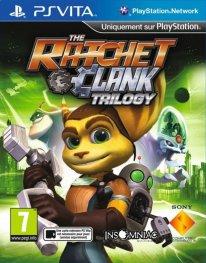 The Ratchet & Clank Trilogy jaquette