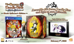 The Seven Deadly Sins Knights of Britannia collector 20 11 2017