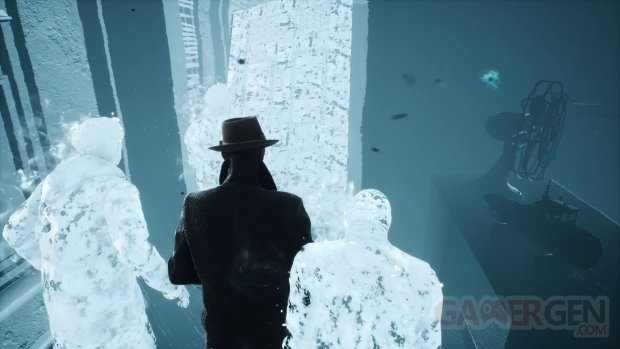 The Sinking City Screenshot 0004