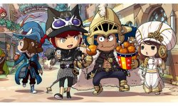 The Snack World Trejarers artwork