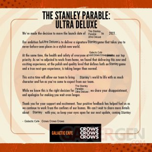 The Stanley Parable Ultra Deluxe Development Update 02