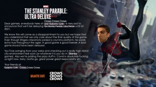 The Stanley Parable Ultra Deluxe Development Update 03