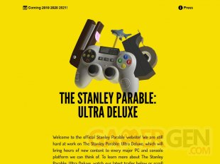 The Stanley Parable Ultra Deluxe Development Update 04