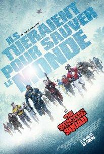 The Suicide Squad affiche poster FR