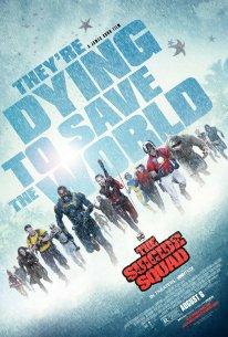 The Suicide Squad affiche poster