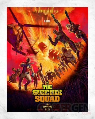 The Suicide Squad poster bis 22 08 2020