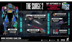 The Surge 2 URBN Gear Pack