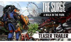 The Surge A Walk in the Park   Teaser Trailer