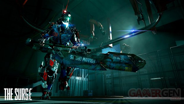 The Surge image screenshot 3