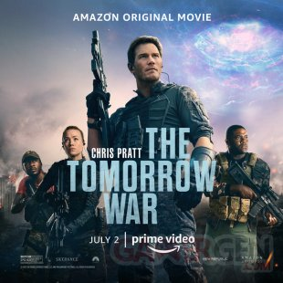 The Tomorrow War 26 05 2021 poster affiche