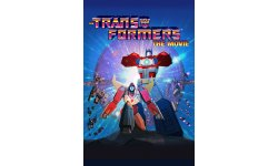 The Transformers The Movie cover