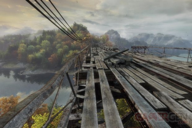 The Vanishing Of Ethan Carter Reality VS Gameplay 01