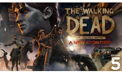 The Walking Dead A New Frontier La Montée vers l'Echafaud artwork