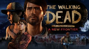 The Walking Dead A Telltale Game Series A New Frontier artwork