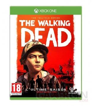 The Walking Dead L'Ultime Saison cover 1
