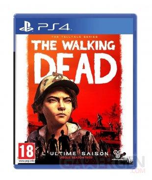 The Walking Dead L'Ultime Saison cover 2