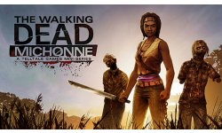 The Walking Dead Michonne 15 06 2015 artwork