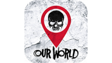 The-Walking-Dead-Our-World_logo