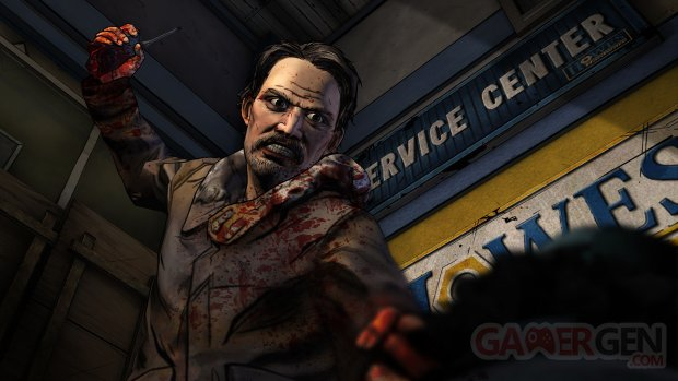 The Walking Dead Saison 2 Episode 3 In Harm s Way 01 05 2014 screenshot 4