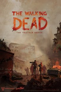 The Walking Dead Saison 3 21 07 2016 art