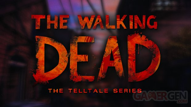 The Walking Dead The Telltale Series 08 06 2016 logo