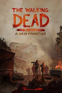The Walking Dead The Telltale Series A New Frontier artwork