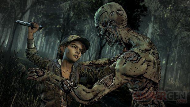 The Walking Dead The Telltale Series The Final Season screenshot 1