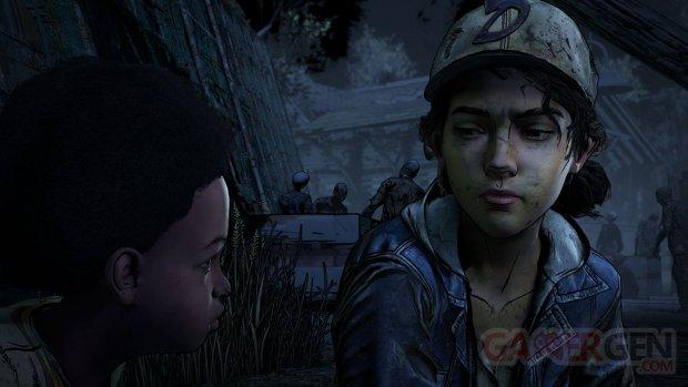 The Walking Dead The Telltale Series The Final Season screenshot 2
