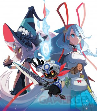 The Witch and the Hundred Knight 2 artwork 10 02 2018
