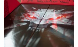 The Witcher 3 collector unboxing déballage photos 10