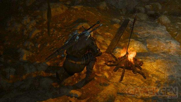 The Witcher 3 easter egg dark souls