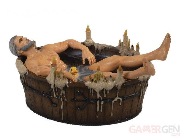 The Witcher 3 Geralt Bain Statuette
