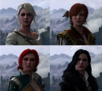 The Witcher 3 mod 1