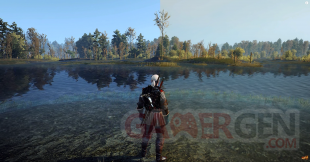The Witcher 3 modds