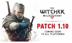 The Witcher 3 patch 1.10