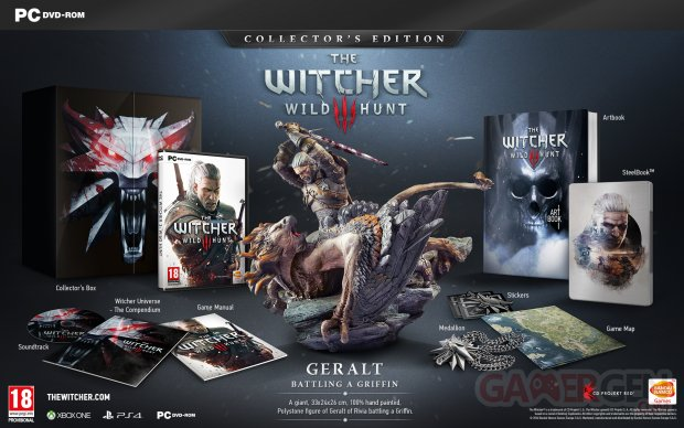 The Witcher 3 Wild Hunt 05 06 2014 collector
