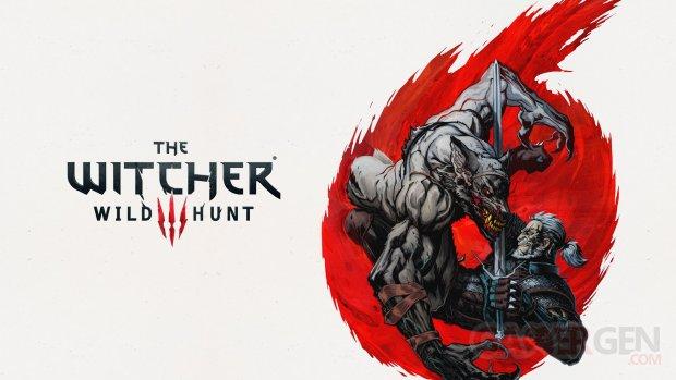 The Witcher 3 Wild Hunt 6 anniversaire artwork