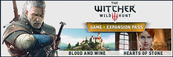 The Witcher 3 Wild Hunt Expansion Pass Shani