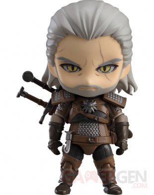 The Witcher 3 Wild Hunt Geralt de Riv Nendoroid 01 12 04 2018
