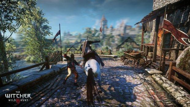 The Witcher 3 Wild Hunt Traque Sauvage 14 06 2014 screenshot 7