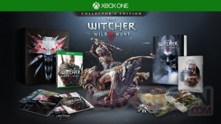 The Witcher 3 Wild Hunt Traque Sauvage 15 08 2014 collector