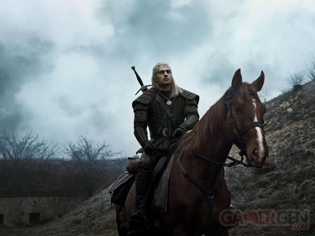 The Witcher Ablette Netflix