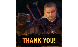 the witcher geralt merci bilan financier