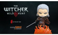 The Witcher Geralt Nendoroid
